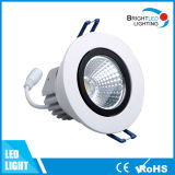 2015 Hot Selling Dimmable 10W COB LED Downlight with TUV-CE