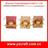 Christmas Decoration (ZY11S270-6-7-8) Christmas Handmade Gift Item