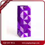 Latest Design Mosaic Paper Bags Carrier Bags Promotional Bags