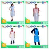 Plastic Disposable Apron for Cooking