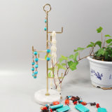 High Standard Fashion Jewellery Display with Marble Base
