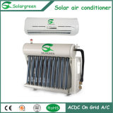 Auxiliary Power with Solar Energy Wall-Mounted Hybrid Air Conditioner