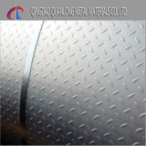 Hot Rolled Chequered Steel Plate with Competitive Price