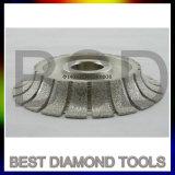 Vacuum Brazed Profile Wheel Grinding Wheel for Granite Marble Polishing Machine