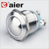 Motorcycle Stainless Steel Push on Push Button Switch