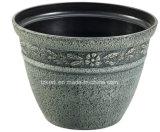 Modern Plastic Flower Pot (KD9491SN-KD9493SN)
