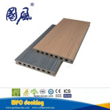 Co-Extrusion Durable Waterproof Good Prices WPC Hollow Decking Board with Double Side Color