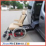 Turning Seat with Wheelchair Which Canbe Used as Wheelchair with Loading 150kg