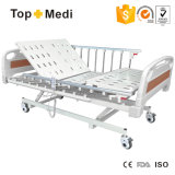 Promotion Product Medical Equipment Home Care Low Height 3 Functions Electric Hospital Bed