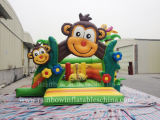 Guangzhou Inflatable Castle Slides /Monkey Toy for Sale