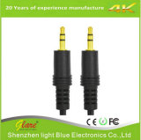 Digital 3.5 mm Stereo Cable for Media Mobile Phone