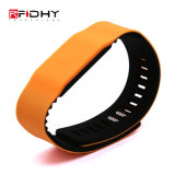 Factory Wholesale Hf Chip Hf Bracelet MHz Waterproof Silicon NFC RFID Wristband