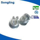 Malleable Iron Casting Disc Insulator Cap B&S Type