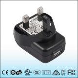 5V/0.8A AC USB Charger with Ce and RoHS Reach EU Plug