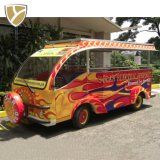 14 Passenger Competitive Price Electric Shuttle Tour Bus