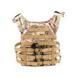 Camouflage Field Body Armour Plate Carrier Tactical Vest