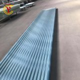 Corrugated Colorful Fiberglass Roofing Sheet Plastic FRP Panel