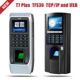 2.4inch HD Screen Biometric Fingerprint Access Control with Wg in and out Support English and Spanish