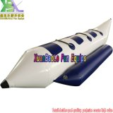 Custom Made Color Inflatable Single Tube Banana Boat 3 Persons Ocean Rider Inflatable Flying Towable Water Toy