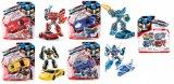 Wholesale Pirce Transform Toy Car Different Design Assorted Plastic Toy H11612002