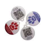 Customized Printing Cheap Small RFID Transponder NFC Key Fob Epoxy Tags