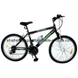 "Black Simple 26"" Mountain Bicycle with Best Price MTB-068"
