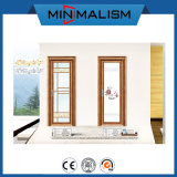 Sale of Cheap Interior Toilet Door with Frosted Glass 5mm Standard