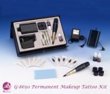 G-8650 Permanent Makeup Tattoo Machine Kit