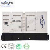 313kVA Cummins Powered Soundproof Diesel Generating Set with Ce/ISO