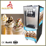 Bq322 2+1 Mix Flavor Commercial Soft Serve Ice Cream Machine