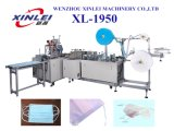 Daily Output 200, 000 High Speed Non Woven Mask 3ply / Kf94 /KN95 /N95 Elastic Ear Loop Mask Making Machine