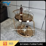 Hot Sale Stainless Steel Dining Trolley