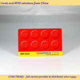Credit Card Size Magnetic Stripe Card for PVC Plastic Gift Card