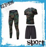Wholesale Custom Made Sublimated Compression Mens Jogger Pants