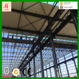 Prefabricated Galvanized Steel Construction Workshop