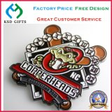 Custom Sport Promotion Cheap Trading Baseball Lapel Pins (KSD-1135)