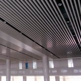 Aluminum Baffle Linear Ceiling with Modern Design for Interior Decorative