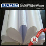 13oz PVC Laminated Frontlit Fabric Banner Flex Billboard Printing Materials