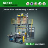 Double Die Head PE Film Blowing Machinery
