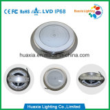Stainless Steel Wall Mounted Warm White LED Swimming Pool Light