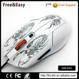 Brand Name OEM Logo Optical Wired Gaming Mouse
