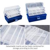 Waterproof Fishing Tackle Box Fishing Storage Case Portable Fishing Gear Fishing Tackle