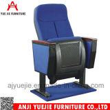 Metal Folded Price Auditorium Seat Chair Yj1010