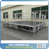 Aluminum Outdoor Concert Stage Folding Stage System