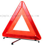 OEM Traffic Road Reflective Car Triangular Warning Sign