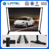 Adjustable Folding Portable Tradeshow Event Backdrop Stand, Step and Repeat Banner