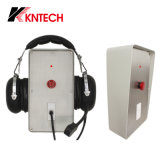 Waterproof Phone One Push Button with Headset Port Knzd-65 Kntech