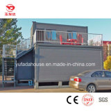 Yufada Standard Steel Structure Modular Prefab Container House
