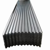 Anti Finger Galvalume Corrugated Steel Roofing Sheets