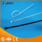 China Supplier Black and White Stylish Nylon Cable Ties